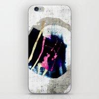 color studies 4 iPhone & iPod Skin