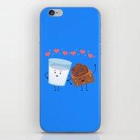 Brownie's BFF iPhone & iPod Skin
