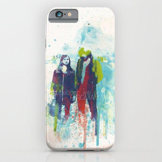 Pyromania iPhone & iPod Case