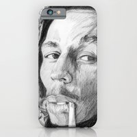 iPhone & iPod Case featuring B.Marley by DeMoose_Art