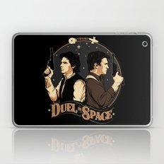 Duel in Space Laptop & iPad Skin