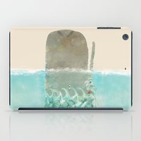 into the wild the whale iPad Case