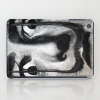 I am drugs ( Salvador Dali ) iPad Case