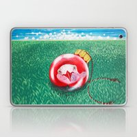 New Year Ball Laptop & iPad Skin