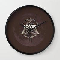 Hoodoo / MUSE / Matt Bel… Wall Clock