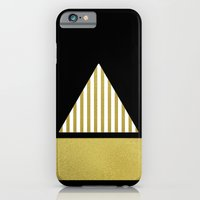 iPhone Cases featuring Stay Golden by TheWildPlum