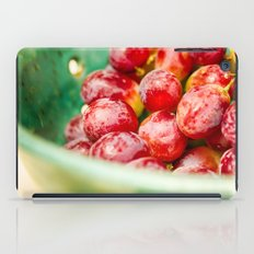 Red Grapes iPad Case