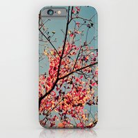 Autumn Branch & Leaves iPhone 6 Slim Case