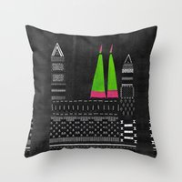 Return From The Stars #2 Throw Pillow