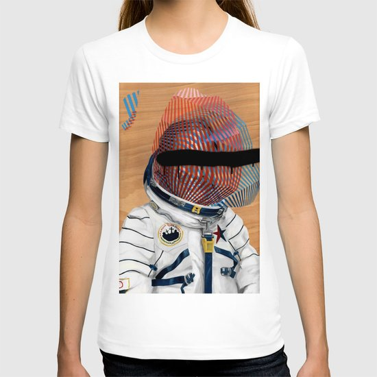 Spaceman No:2 T-shirt