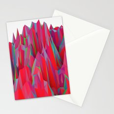 Cristal Mountain  Stationery Cards