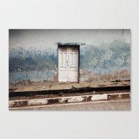 Suchitoto, El Salvador Canvas Print