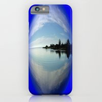 iPhone & iPod Case featuring Fossils` Bluff by Chris' Landscape Images of Australia