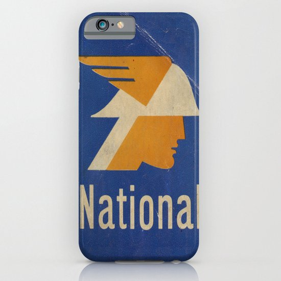 National Logo iPhone & iPod Case