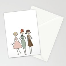 Betty, Joan and Peggy Stationery Cards