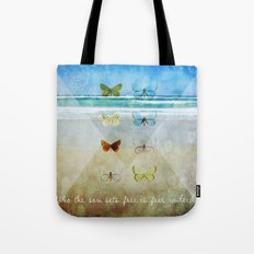 Free Indeed Tote Bag