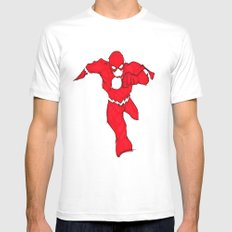 Bang! gone. Mens Fitted Tee White SMALL