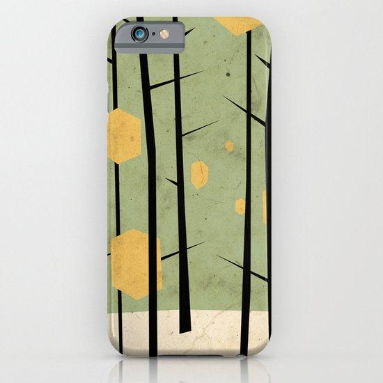 Yeti Dreams iPhone & iPod Case