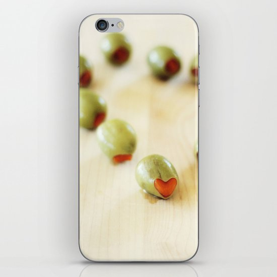 Olive You iPhone & iPod Skin