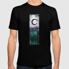 Enso No, mm12 Mens Fitted Tee Black SMALL
