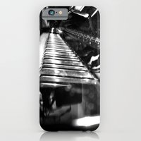 iPhone & iPod Case featuring Piano by Claire Filz