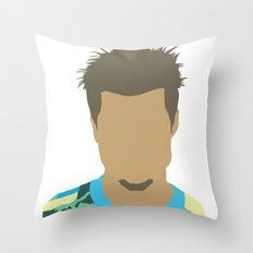 Tyler Durden Fight Club Throw Pillow