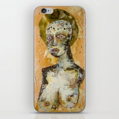 Patron Saint of Spring Time Love iPhone & iPod Skin
