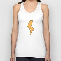 Greased Lightning Unisex Tank Top