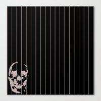 Skull 5 Canvas Print