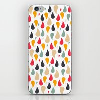 Ra'in Color iPhone & iPod Skin