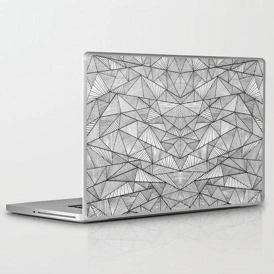 Zentriangles Laptop & iPad Skin