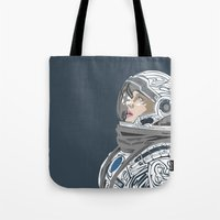 Brand - Interstellar Tote Bag