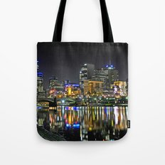 City Reflections Tote Bag