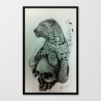 by Reeve Wong Canvas Print