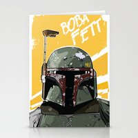 Fett Stationery Cards