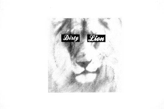 Dirty Lion Art Print