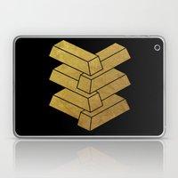 Illusory (Black) Laptop & iPad Skin
