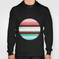 Colour Pattern Hoody