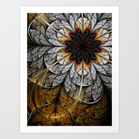 Flower II Art Print