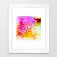 ..of my mind Framed Art Print