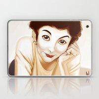 Tautou Laptop & iPad Skin