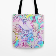 Music Response Tote Bag