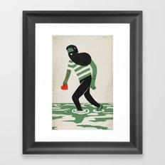 If You Needed Me Framed Art Print