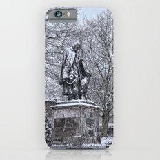 Tennyson in the Snow Slim Case iPhone 6s