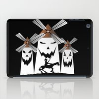 QUIXOTE iPad Case