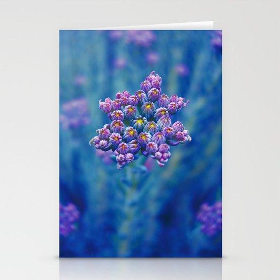wild herb I Stationery Card