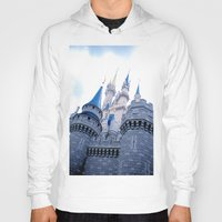 Disney Castle In Color Hoody