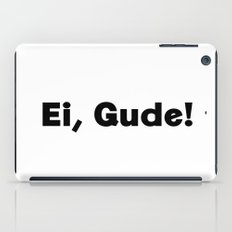 Gude! iPad Case