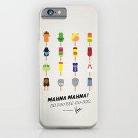 My MINIMAL ICE POPS Univ… iPhone 6 Slim Case