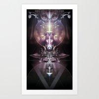 Vanguard mkv Art Print